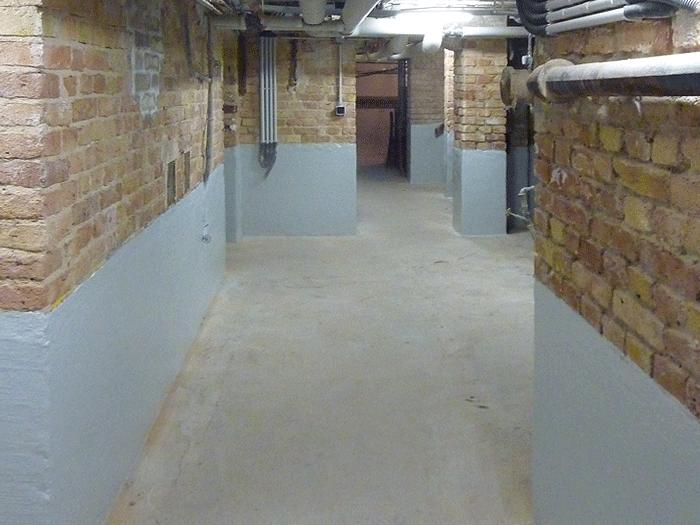 Abschluss der Sanierung