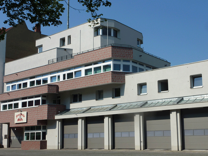 Feuerwehr Charlottenburg