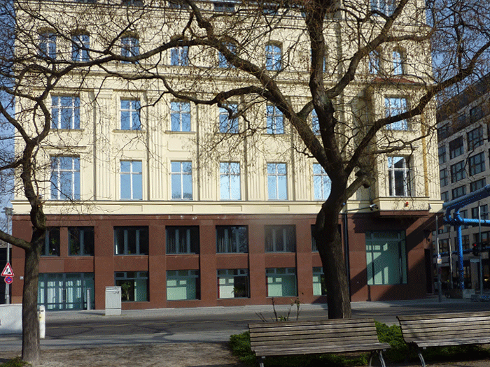 Haus der Werbebeauftragten