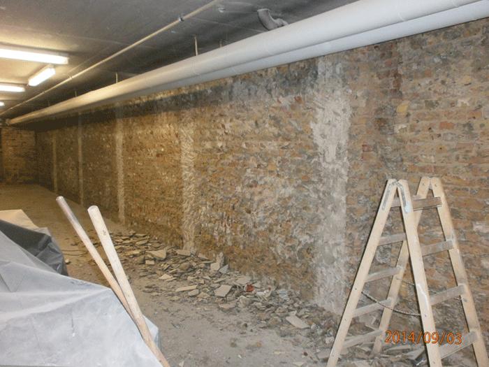 Untergrundvorbereitung