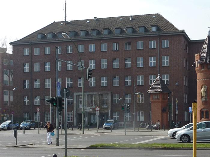 Polizei Berlin Tegel