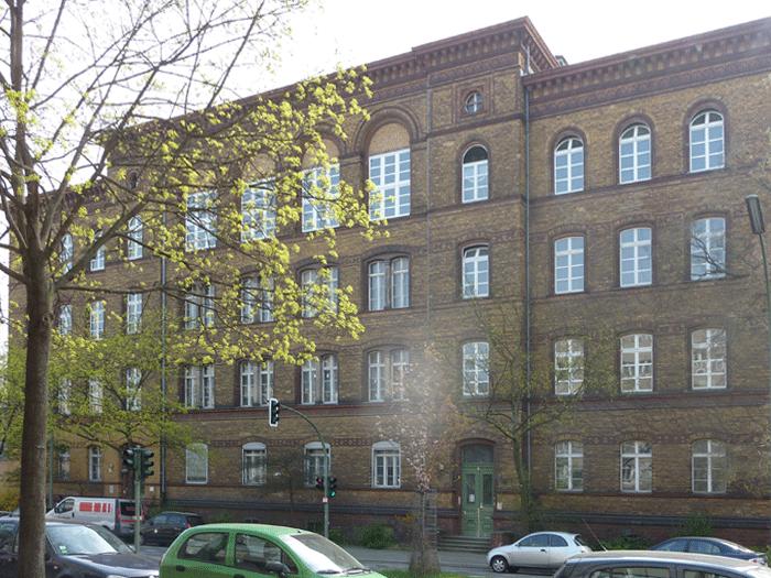 Verwaltungsakademie Berlin-Moabit